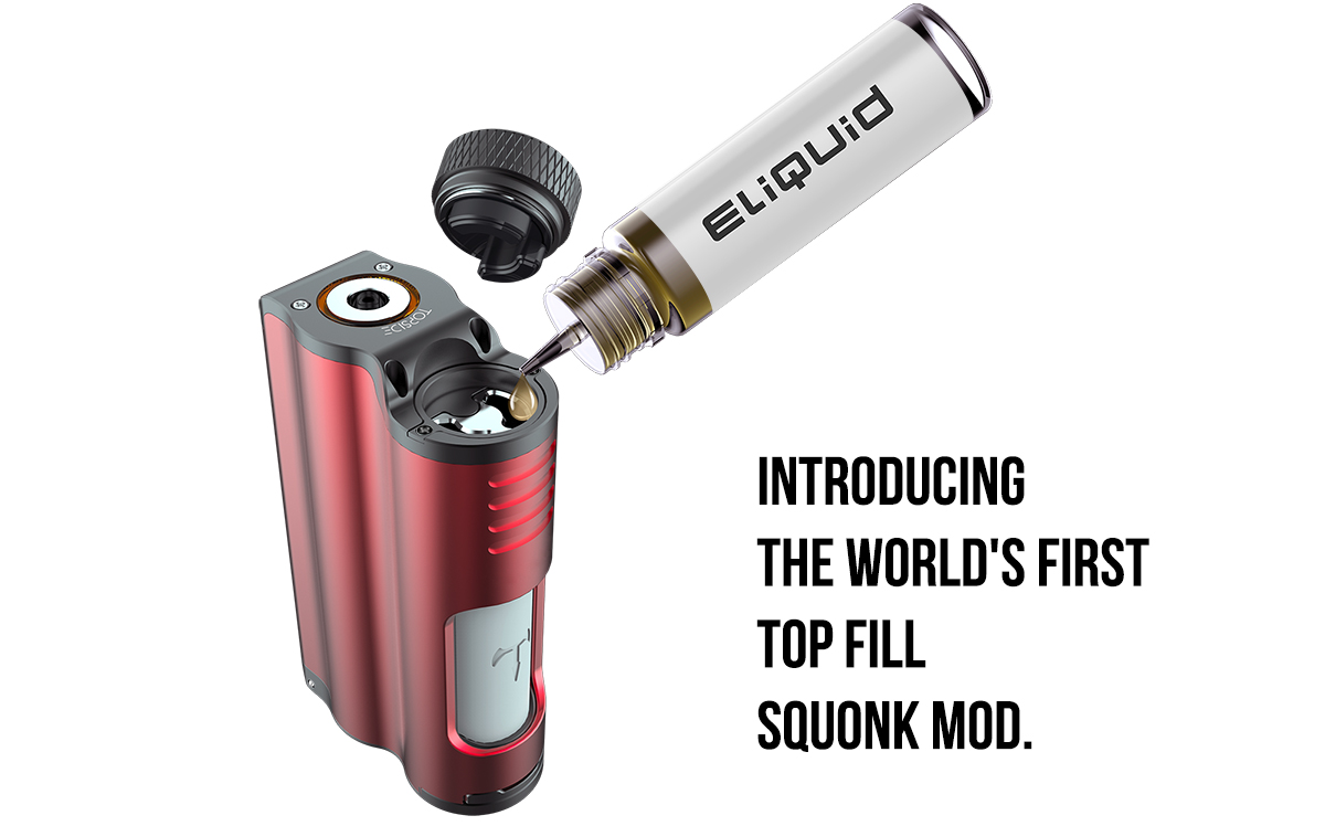 Dovpo Topside top-fill squonker